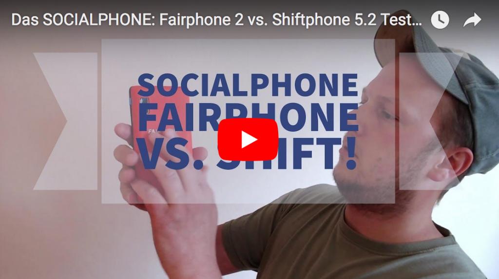 [Anzeige] Shiftphone und Fairphone 2 im Test